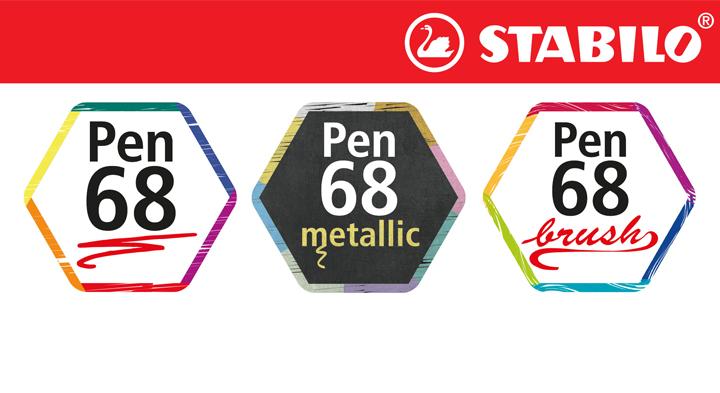 stabilo pen